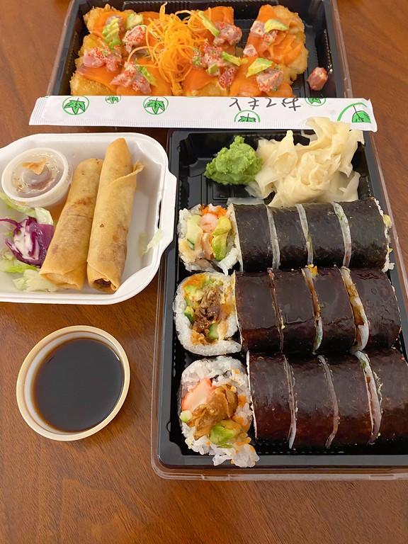 Sushi in Quebec City: Restaurant Shogun