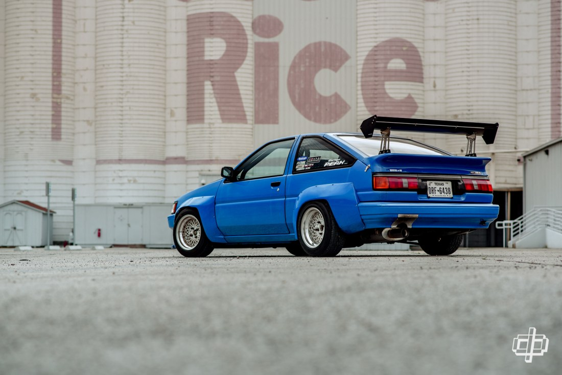 ae86 n2 levin houston tx pecx the ricer series dtphan