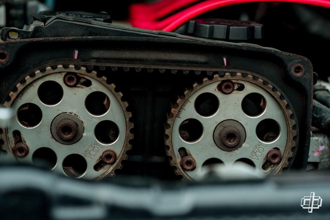 toda racing cam gears ae86 levin pecx