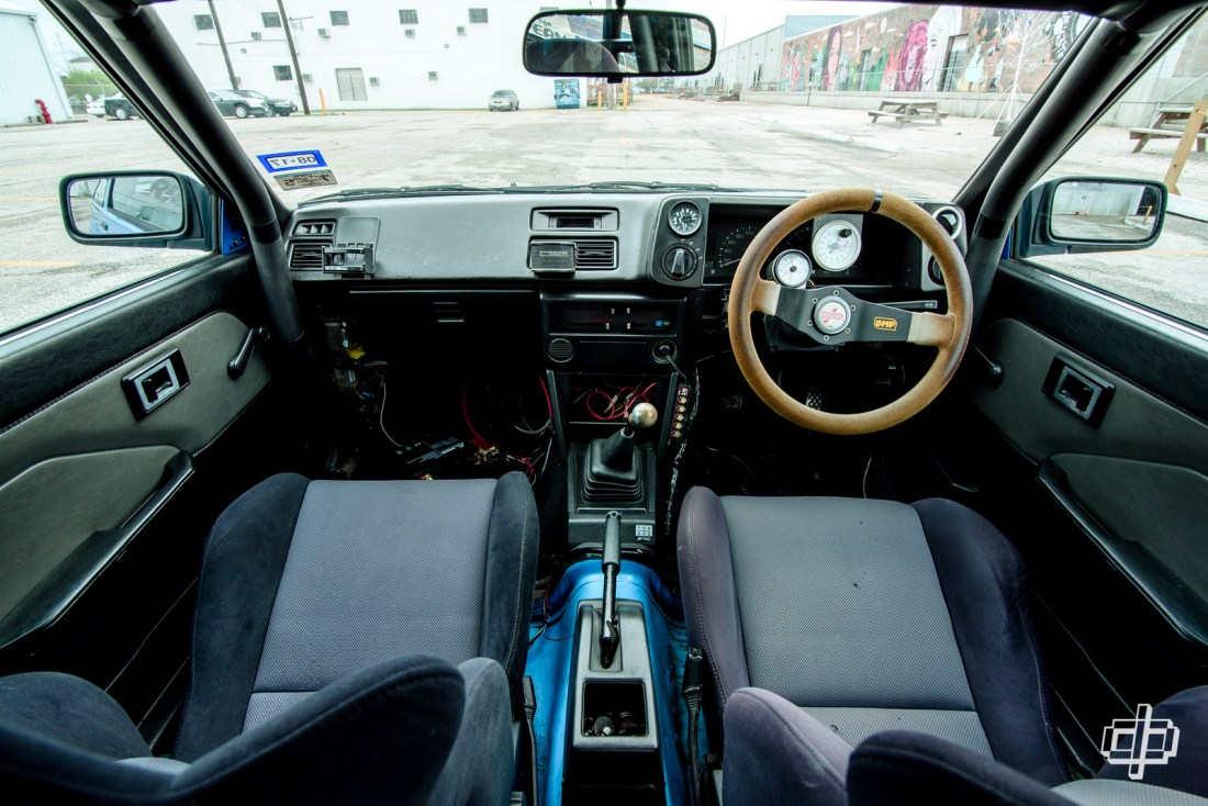 ae86 n2 levin interior hachiroku houston tx dtphan the ricer series