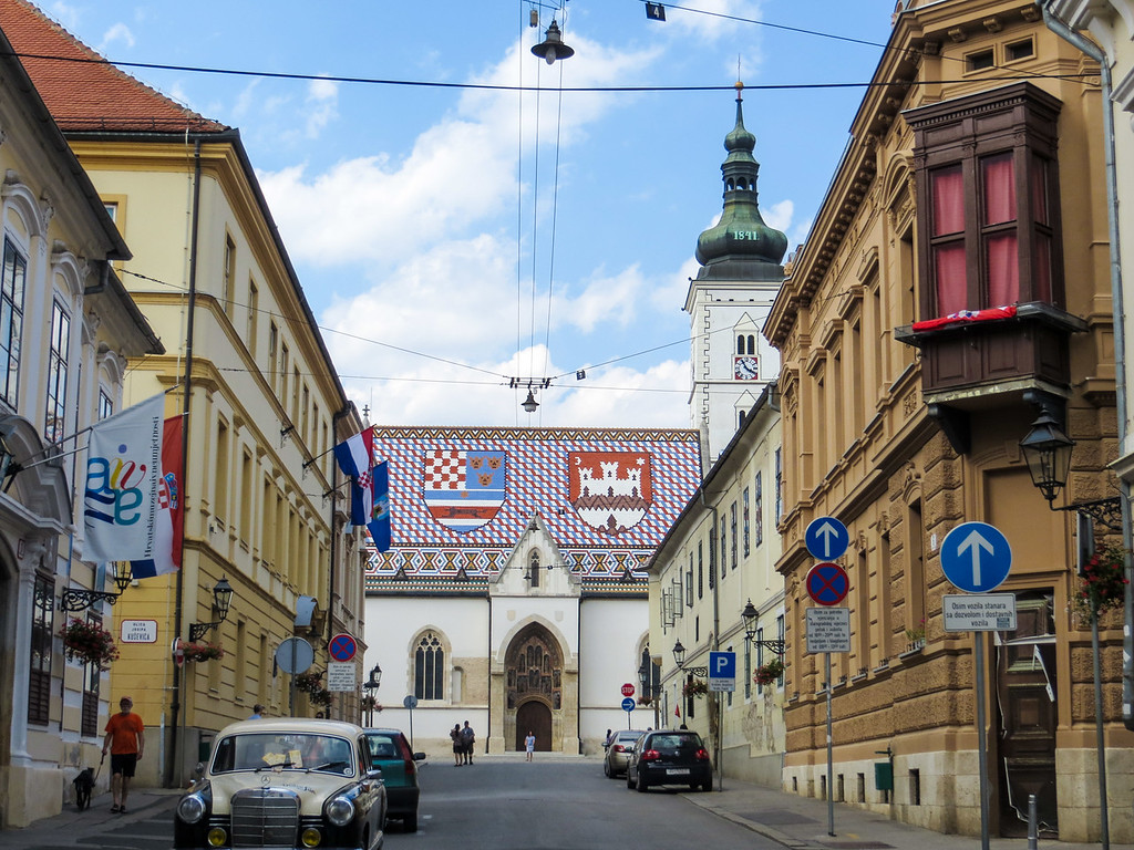 I only spent 24 hours in Zagreb and loved it!