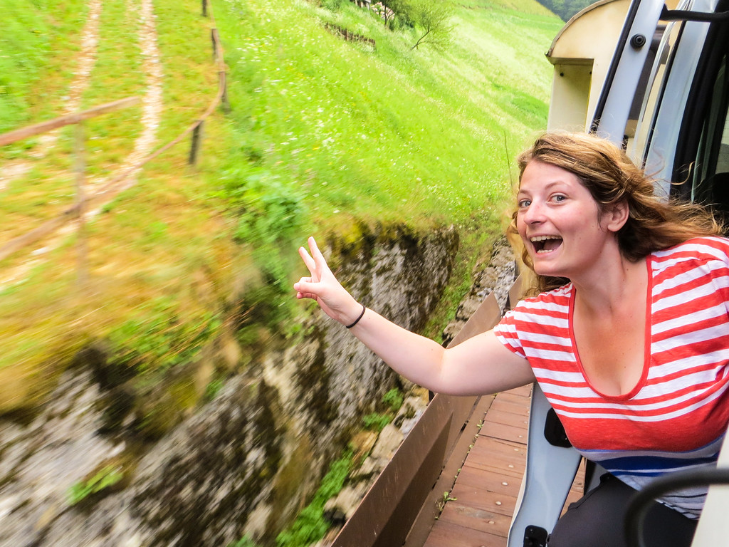 Don't pick too many places when deciding your backpacking route in Europe