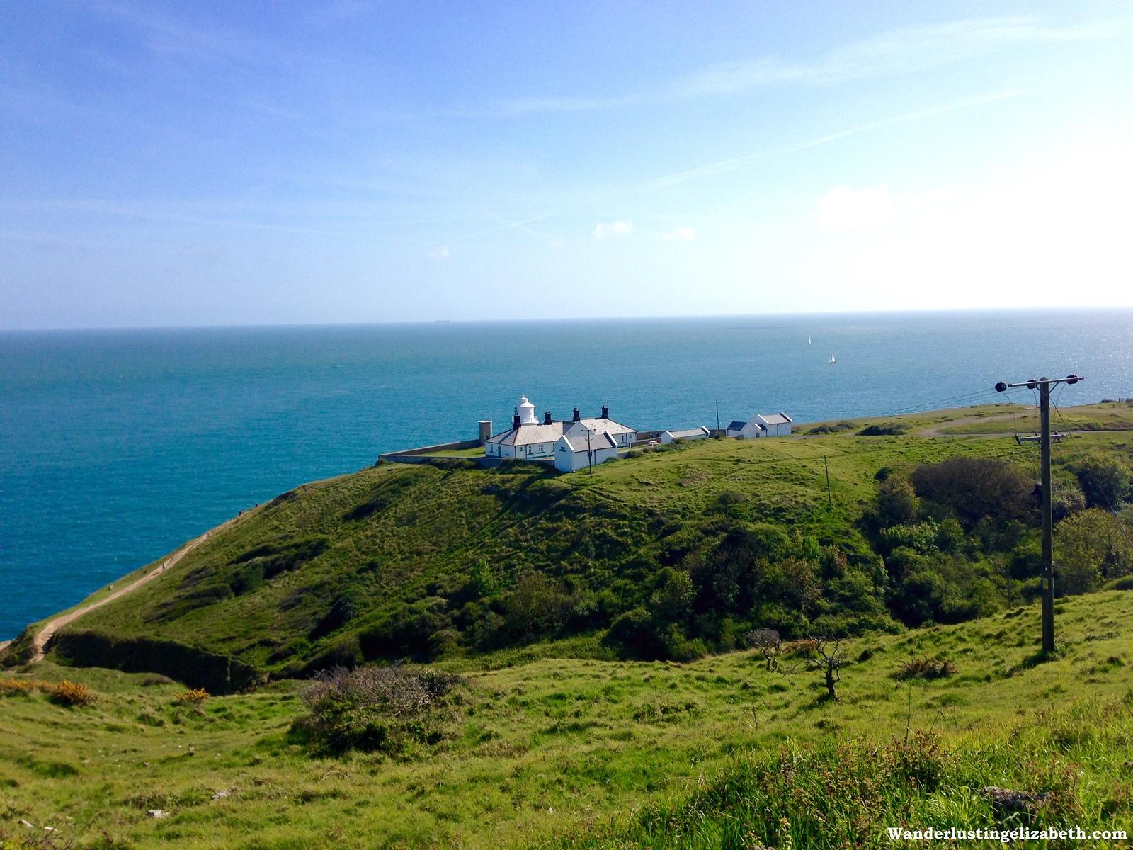 Anvil Point, Lighthouse