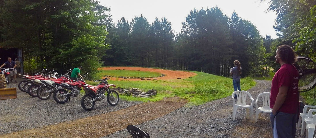 Guest Ride Report – An Introduction to Cornerspin