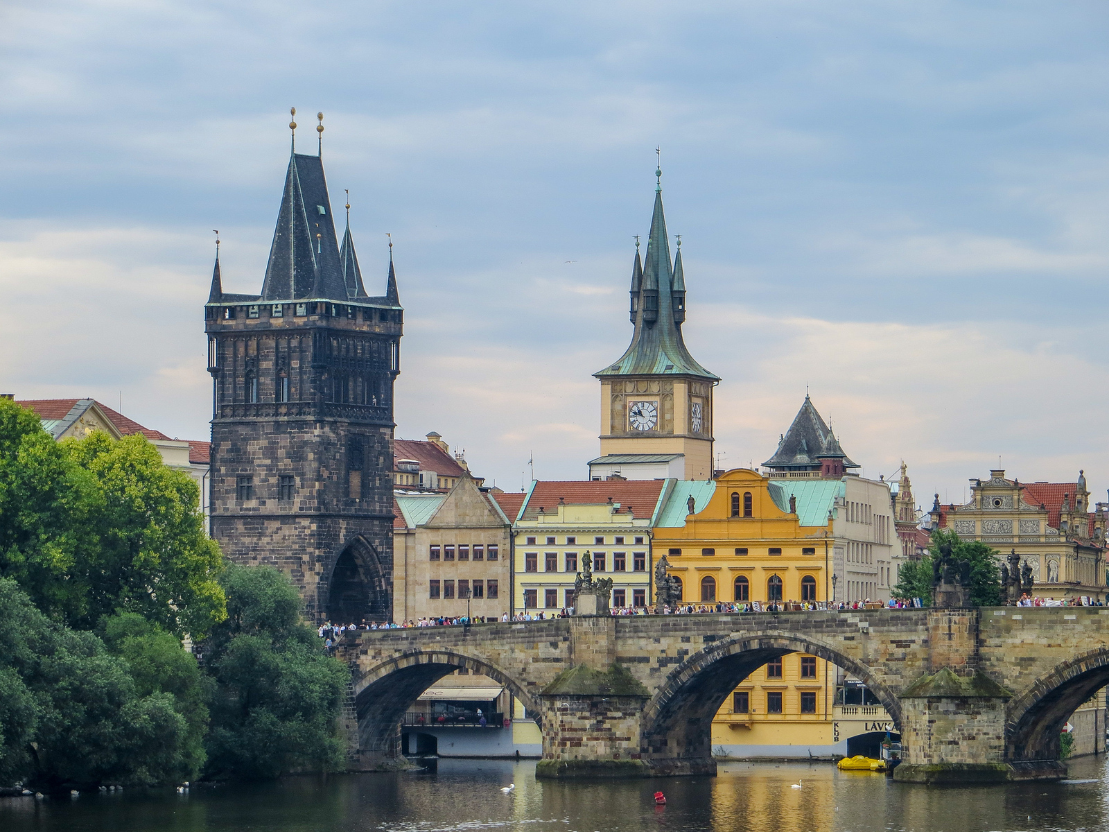 is prague safe to travel alone? absolutely!