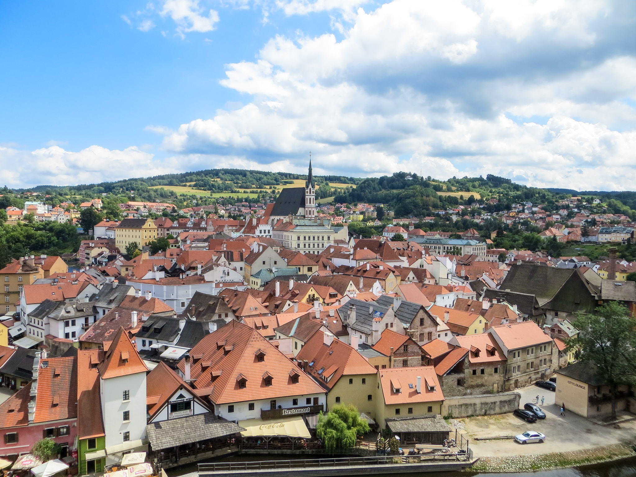 Tips for Traveling Alone for the First Time: see the small towns