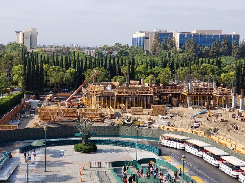 PICTORIAL: Construction at Disneyland for Star Wars, Bing Bong's; plus Pixar Film Fest, new breakfast options, and much more!