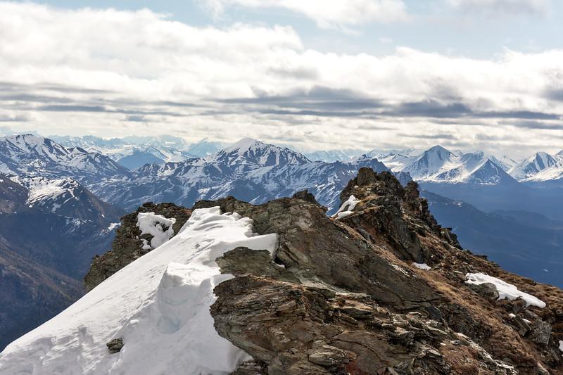 Beautiful Alaska Range