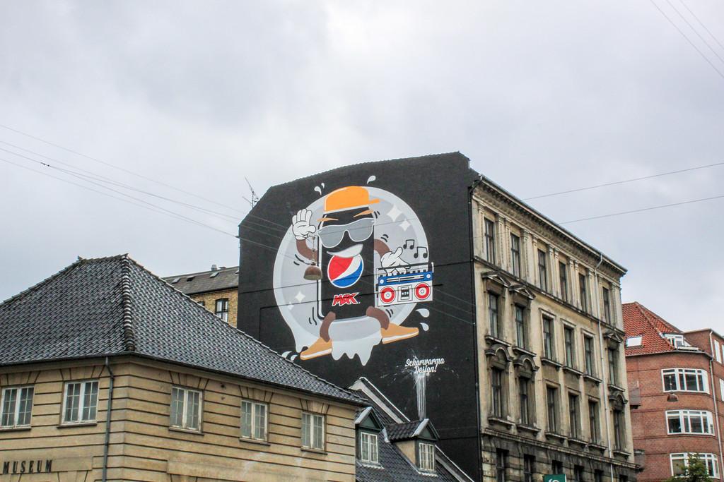 Copenhagen Solo Travel Tip: Don't Forgot to Take a Walking Tour of Vesterbro