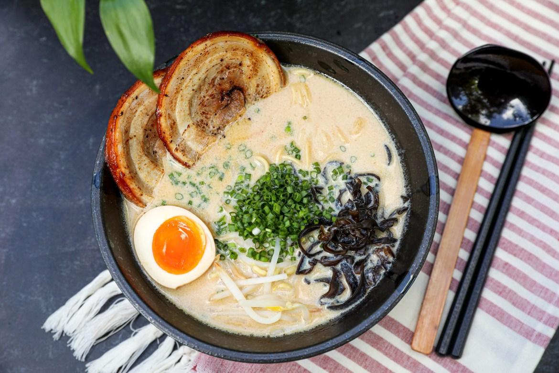 EASY Real Tonkotsu Recipe