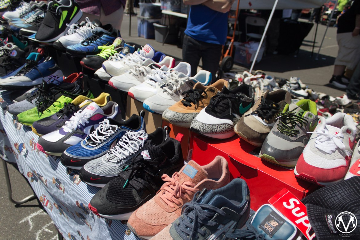 Alameda Sneaker Pop Up II - 05/03/14 @ College Of Alameda