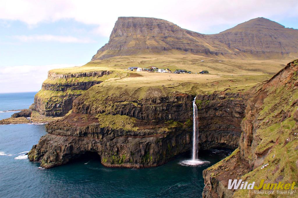 Faroe Islands travel guide - Gasadalur