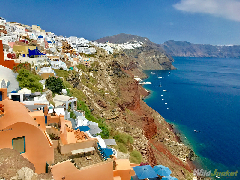Santorini With Kids My Travel Guide For Families Wild