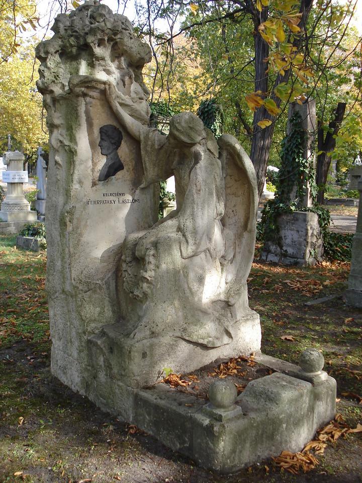 Graveside Angel