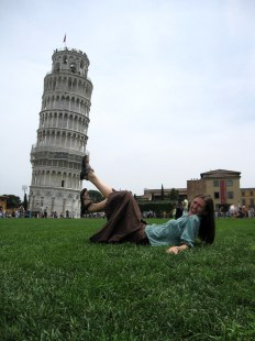 day trip to the leaning tower of pisa