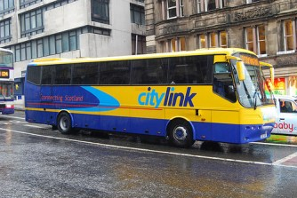 Citylink budget travel option for England