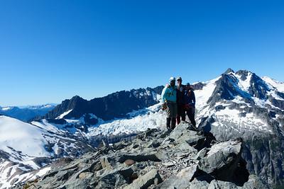 Summit of Ruth Mountain