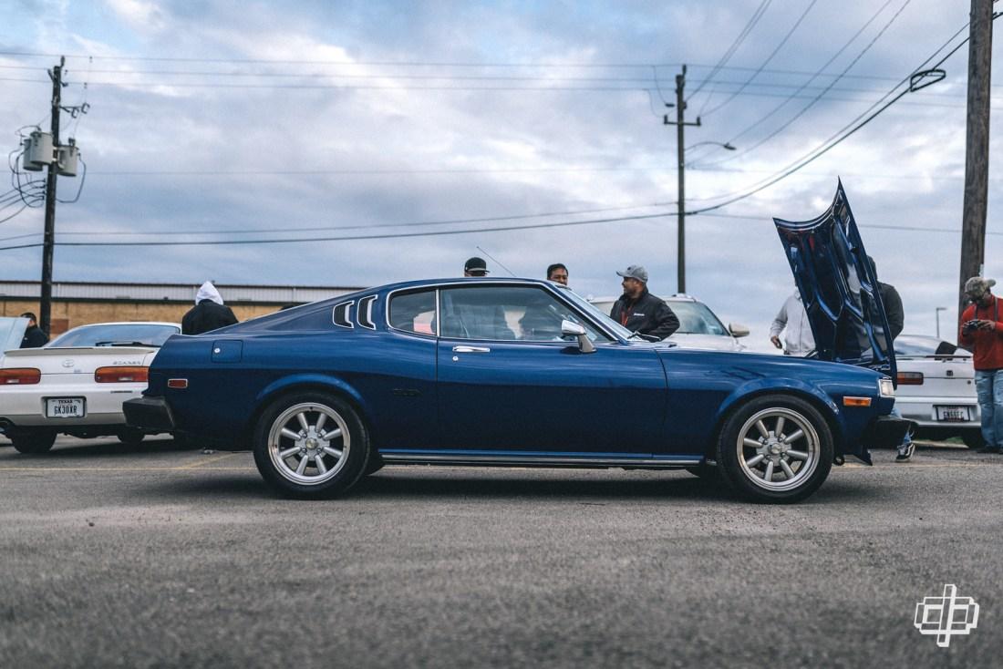 dtphan japanese nostalgic car meet 2018 houston