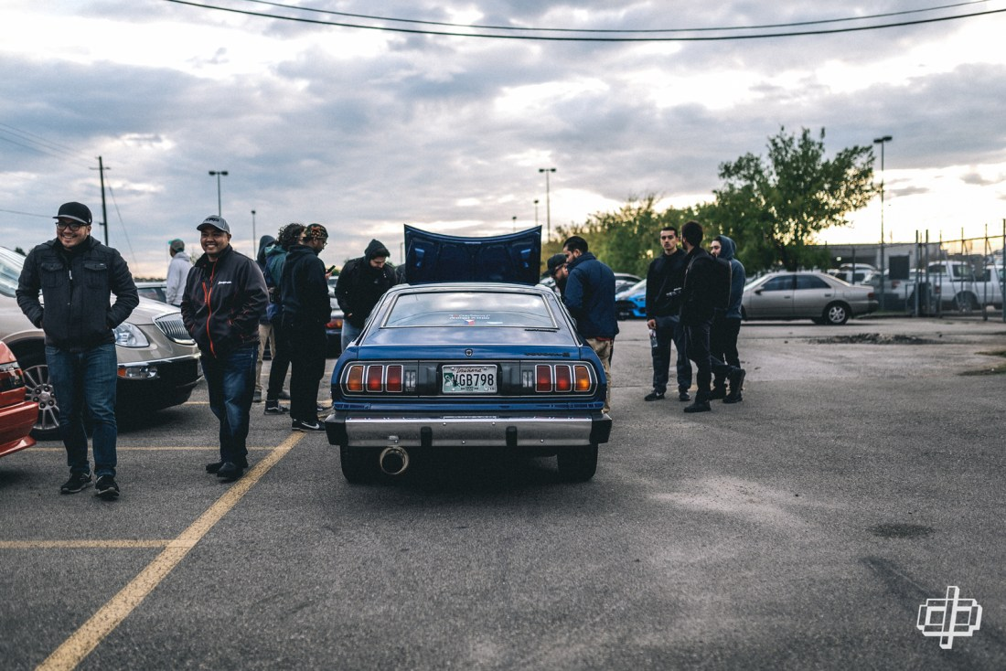 2018 japanese nostalgic car meet dtphan