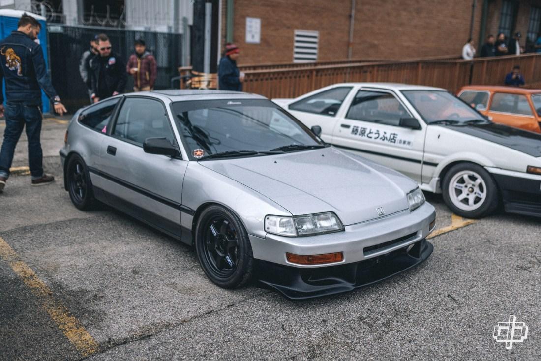 2018 japanese nostalgic car meet crx dtphan