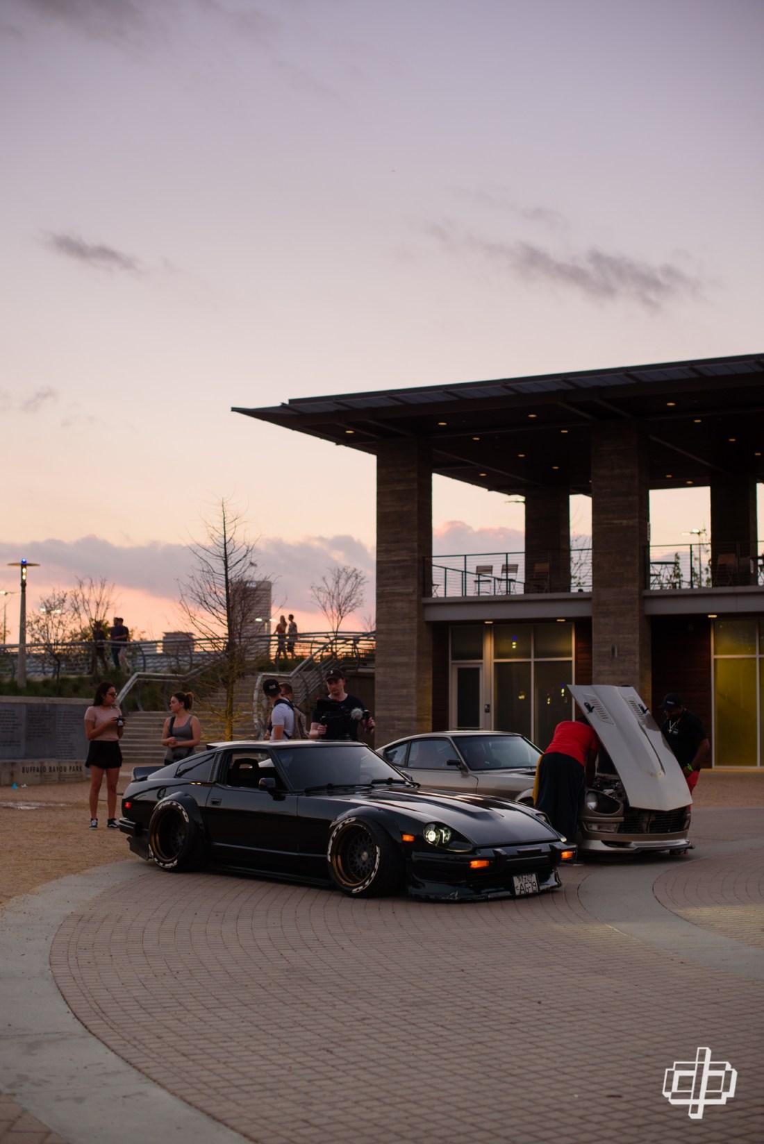 280z s30 Z final formation houston car meets