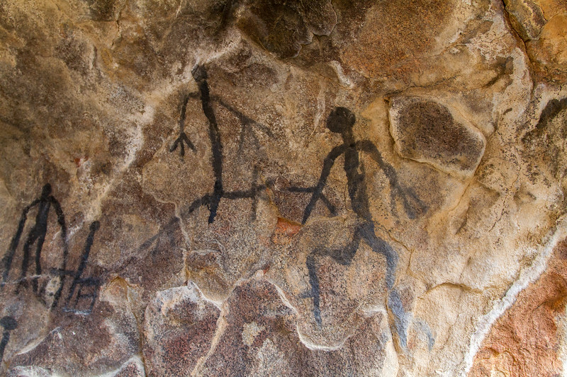 Carizzo Gorge Pictographs