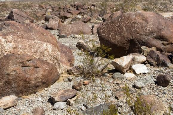 Black Rabbit Petroglyphs