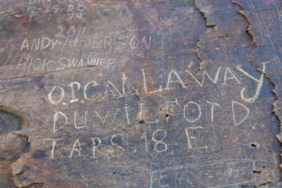 Palen Tank Petroglyphs