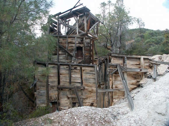 """Occidental"" Mine"