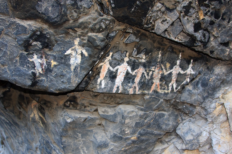 The Gallery Pictograph Site