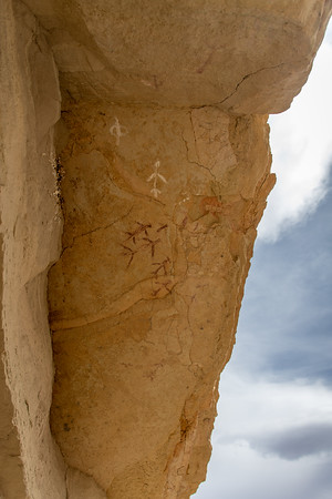Red Amphitheater Pictographs