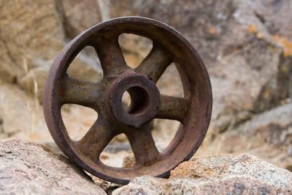 """""""Gearwheel"""" Arrastra"""
