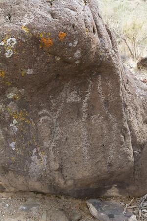 Jayhawker Spring Petroglyphs