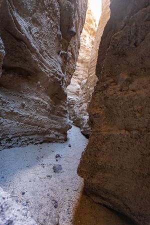 Owlhead Slot Canyons