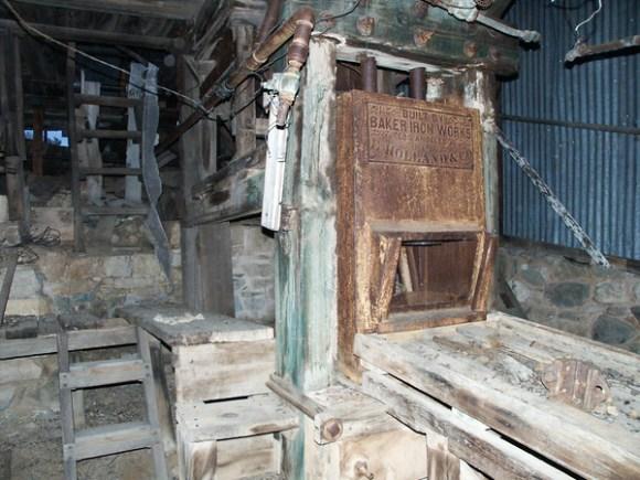 Wall Street Mill
