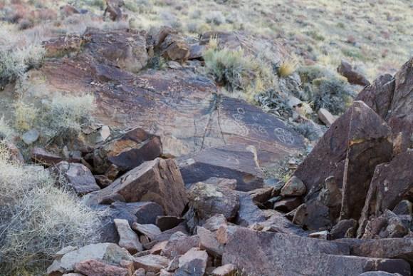 Squaw Spring Petroglyphs