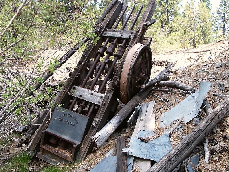 """Piute"" Stamp Mill"