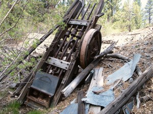 """Piute"" Stamp Mill"