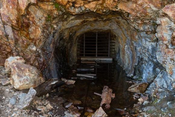 Great Sierra Tunnel