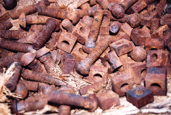 Log Cabin Mine