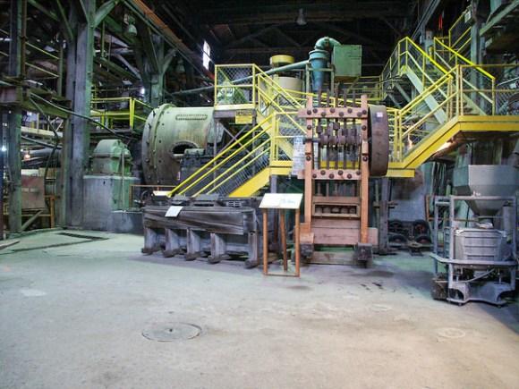 Mayflower mill