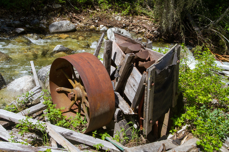 Brooklyn Mine (Boulder Creek District)