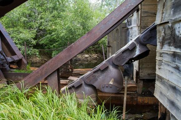 Meadows dredge