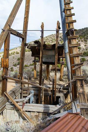 San Antonio Mine, Cimarron
