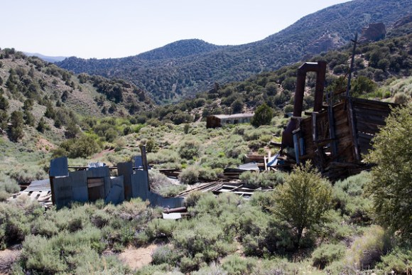Van Ness mine
