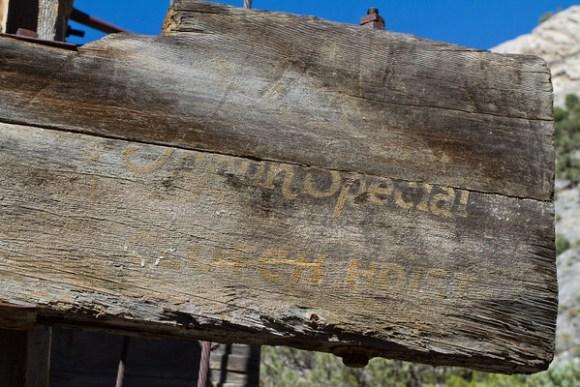 """""""Steel Indian"""" Mine"""