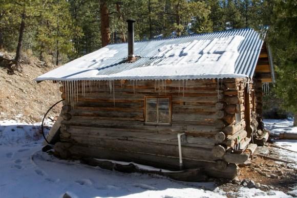 Hidden Forest Cabin