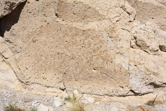 Lida Wash Petroglyphs