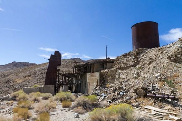 Mary Drinkwater Mine