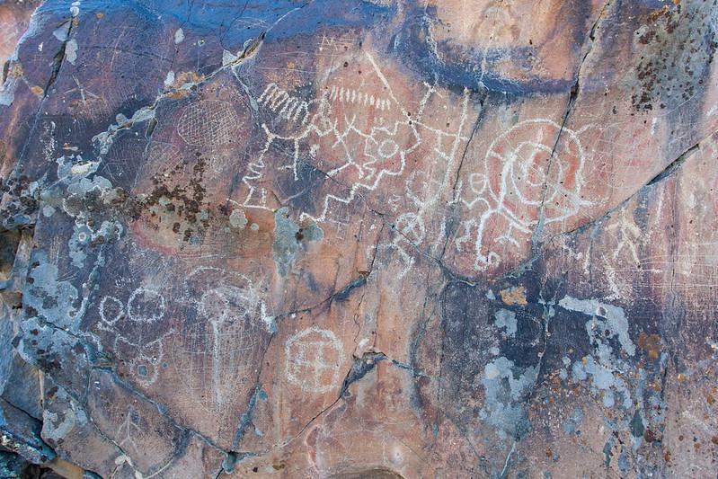Whiskey Flat Petroglyphs